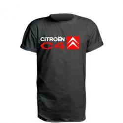 Подовжена футболка CITROEN C4