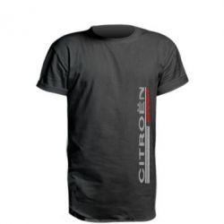 Подовжена футболка Citroen Спорт