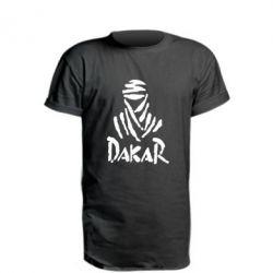 Подовжена футболка Dakar