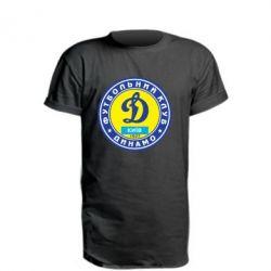 Удлиненная футболка Динамо Киев