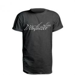 Удлиненная футболка Dominator