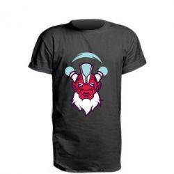 Удлиненная футболка Dota 2 Art