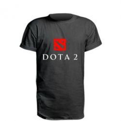 Подовжена футболка Dota 2