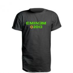 Подовжена футболка Eminem 2013