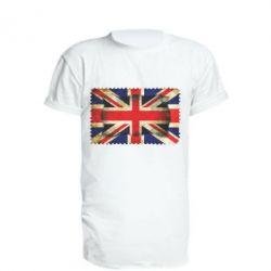 Удлиненная футболка England