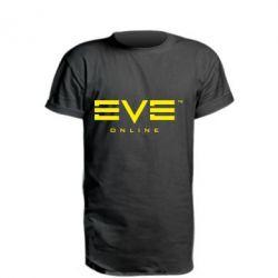 Удлиненная футболка EVE Online