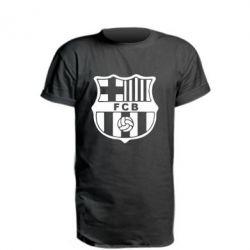 Удлиненная футболка FC Barcelona