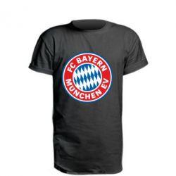 Подовжена футболка FC Bayern Munchen