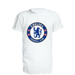Удлиненная футболка FC Chelsea