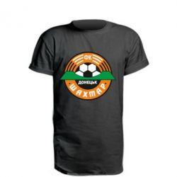 Подовжена футболка ФК Шахтар