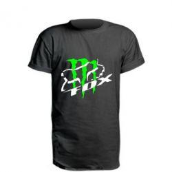 Подовжена футболка Фокс Енерджи