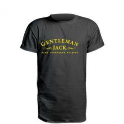 Удлиненная футболка Gentleman Jack