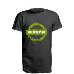 Подовжена футболка Green Line Nissan