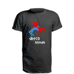 Подовжена футболка Греко-римська боротьба