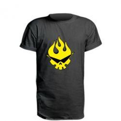 Подовжена футболка Gurren Lagann