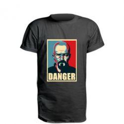 Подовжена футболка Heisenberg Danger