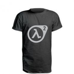 Подовжена футболка HL2