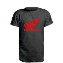 Подовжена футболка Honda