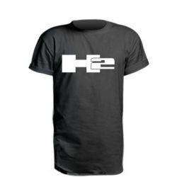Подовжена футболка Hummer H2