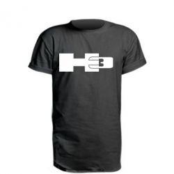 Подовжена футболка Hummer H3
