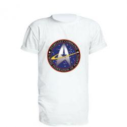 Подовжена футболка Inited Federation of Planets