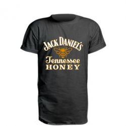 Удлиненная футболка Jack Daniel's Tennessee Honey