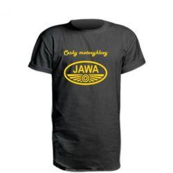 Подовжена футболка Java Cesky Motocyclovy