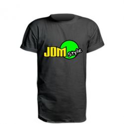 Подовжена футболка JDM Style