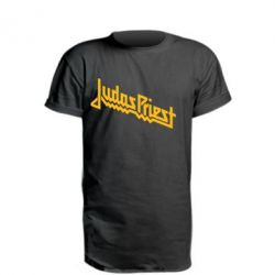 Подовжена футболка Judas Priest Logo