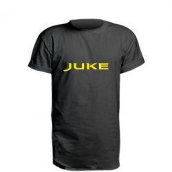 Подовжена футболка Juke - FatLine