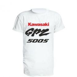 Подовжена футболка Kawasaki GPZ500S