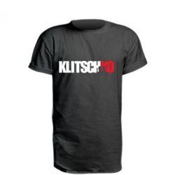 Подовжена футболка Klitschko