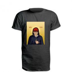 Подовжена футболка Кровосток Шило