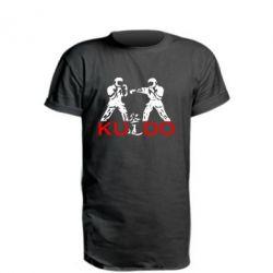 Удлиненная футболка Kudo Fight