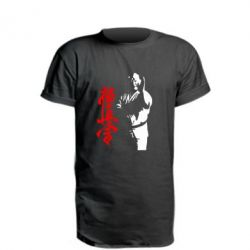 Подовжена футболка Kyokushin Kanku Master