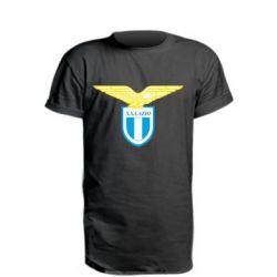 Удлиненная футболка Lazio