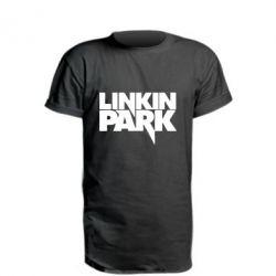 Подовжена футболка Лінкін Парк