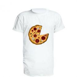Подовжена футболка Love Pizza