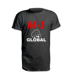 Удлиненная футболка M-1 Global