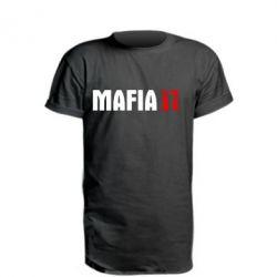 Удлиненная футболка Mafia 2