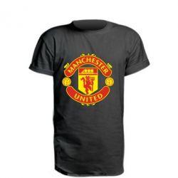 Подовжена футболка Манчестер Юнайтед