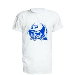 Удлиненная футболка Metal Mulisha