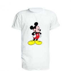 Подовжена футболка Міккі