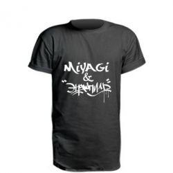 Удлиненная футболка Miyagi & Эндшпиль