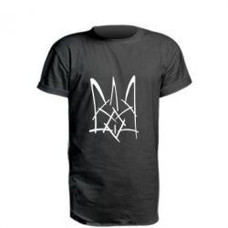 Подовжена футболка Молодіжний герб