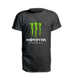 Удлиненная футболка Monster Energy Classic