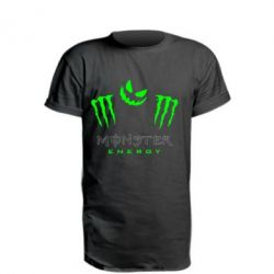 Подовжена футболка Monster Energy Halloween