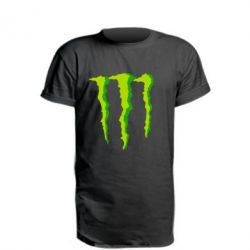 Подовжена футболка Monster Stripes
