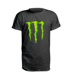 Подовжена футболка Monster Stripes