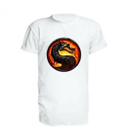 Подовжена футболка Mortal Combat